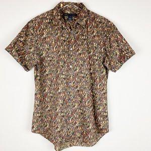 Marc by Marc Jacobs | Mens Kyle Kombo Print Shirt